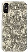 The Four Horsemen IPhone Case
