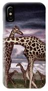 The Herd IPhone Case