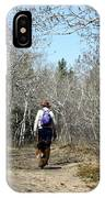 The Hike IPhone Case