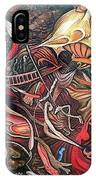 The Lure Of Superstition IPhone Case