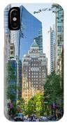 The Marine Building IPhone Case