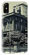 The Pacific - Union Club IPhone Case