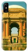 The Palace Of Fine Arts IPhone Case