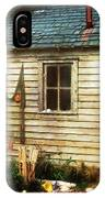The Shack IPhone Case