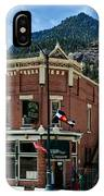 The Silver Nugget Restaurant IPhone Case