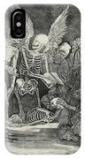 The Skeletons IPhone X Case