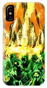Thundering Hooves IPhone Case