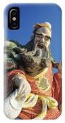Tin Hua Temple IPhone Case