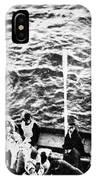 Titanic: Lifeboats, 1912 IPhone Case