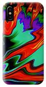 Total Chaos IPhone Case
