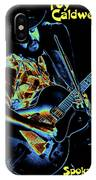Toy Caldwell In Spokane 3 IPhone Case