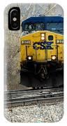 Transportation IPhone Case