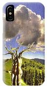 Tree Blossom 1 IPhone Case