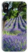 Tree In Lavender IPhone Case