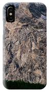 Teton Tree Line  IPhone Case