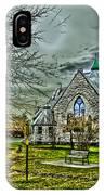 Trinity Episcopal Church IPhone Case