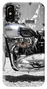 Triumph Tiger 100 1939 IPhone Case