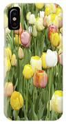 Tulip Garden IPhone Case