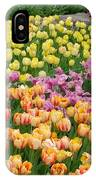 Tulips Galore  IPhone Case