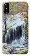 Turner Falls Oklahoma IPhone X Case