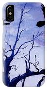 Twilight Flight IPhone Case