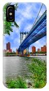 Under The Bridge IPhone Case
