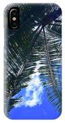 Under The Palms IPhone Case