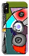 Untitled 901 IPhone Case