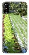 Vegetable Garden  IPhone Case
