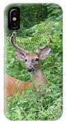 Velvet Buck IPhone Case