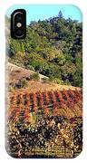 Vineyard 3 IPhone Case