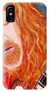 Warren Haynes IPhone Case