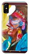 Water Healing Ceremonial Chief Yaz IPhone Case