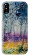 Watercolor  130608 IPhone Case