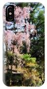 Weeping Cherry IPhone Case
