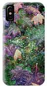 Wet Washington Autumn Fantasy 1 IPhone Case