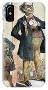 William Jennings Bryan IPhone Case