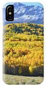 Wilson Mesa And Mt. Wilson IPhone Case