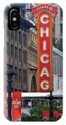 Windy City Theater IPhone Case