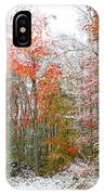 Winterfall  IPhone Case
