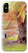 Autumn IPhone Case by Jill Wellington