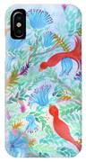 Birds Symphony IPhone Case