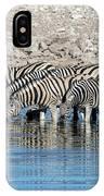 Etosha - Namibia IPhone Case