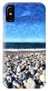 Livada Beach IPhone Case