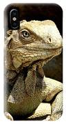 Lizard IPhone Case