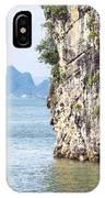 Picturesque Sea Landscape. Ha Long Bay, Vietnam IPhone Case