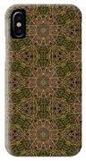 Arabesque 018 IPhone Case