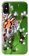 1074- Butterfly IPhone Case