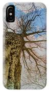 10913 I Am Groot IPhone Case