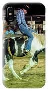 Bronco Riding IPhone Case